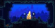 Sunken Shrine 16-Bit Room 5