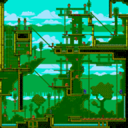 Bamboo Creek 8-Bit Room 13