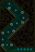 Forlorn Temple 8-Bit Room 26
