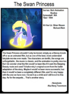 1001 animations the swan princess by hewylewis-d7b1kkb