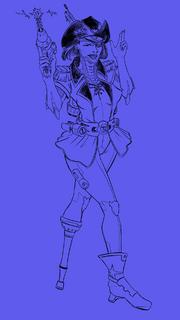 Captain Pleiades