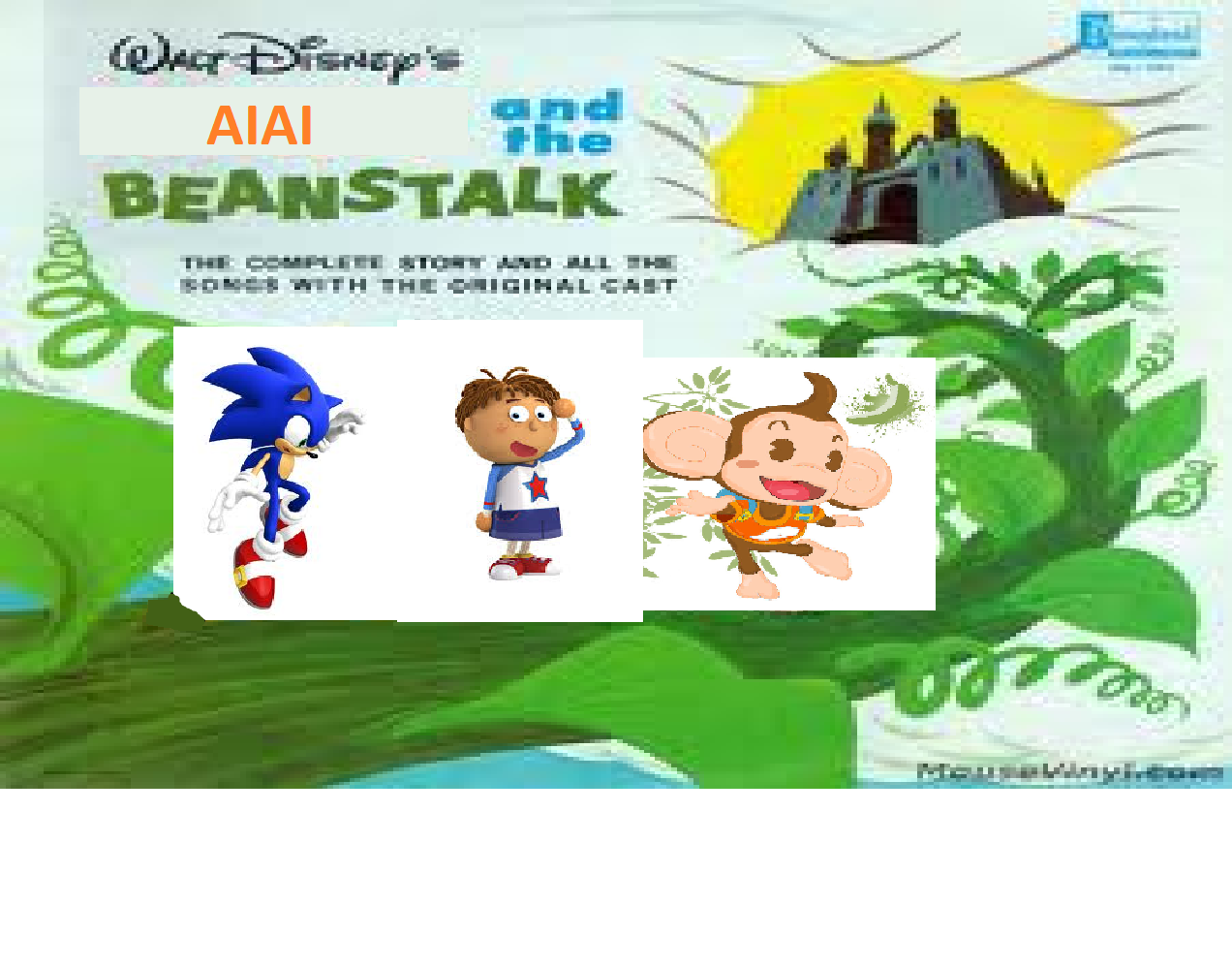 AiAi and the Beanstalk