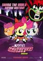 The Powerpuff Girls Movie (MLPCVTFB's Version) Poster