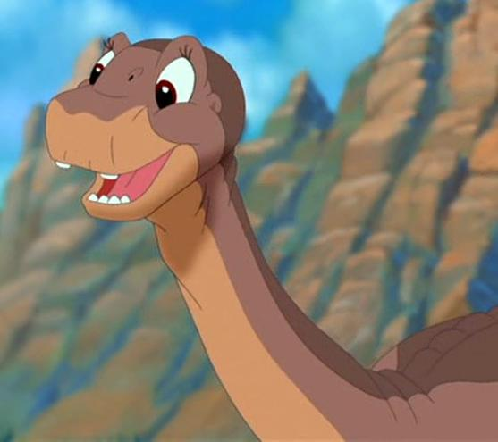 Beauty and the Brontosaurus (Disney and BBC Style)