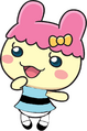 Chamametchi as Bubbles