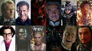 Defeats of My Favorite Movie Villains Part I