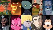 Defeats of my Favorite Cartoon Villains Part XX-0