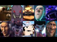 Defeats of my Favorite Animated Non Disney Villains Part XXXVII