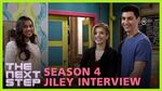 The Next Step Season 4- Interview with Jiley