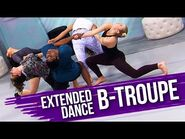 """B-Troupe's """"Top of the World"""" Extended Dance - The Next Step"""