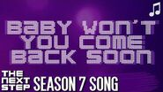 """♪ """"Baby Won't You Come Back Soon"""" ♪ (feat"""