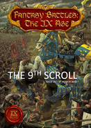 The 9th Scroll 20 Cover