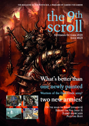 The 9th Scroll 23 Cover