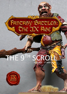 The 9th Scroll 21 Cover