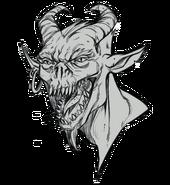 Daemon Face