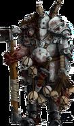 WDG Steel Warrior