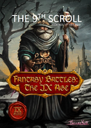 The 9th Scroll 22 Cover