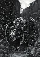 BRB Forest Goblin Spider