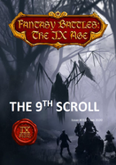 The 9th Scroll 19 Cover