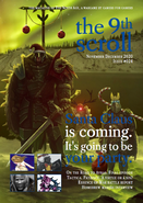 The 9th Scroll 24 Cover