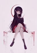 Blood Corruptes Scarlet