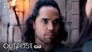 The Outpost Season 3 Episode 1 The Only Keeper Of the Old Ways Scene The CW