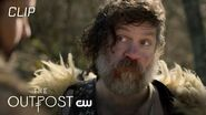 The Outpost Season 3 Episode 3 Munt And Tobin On The Hilltop Scene The CW