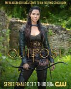 The Outpost Series Finale Poster