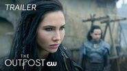 The Outpost Tension Season Trailer The CW