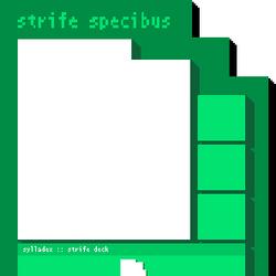 Strife Specibus