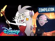 Clawthorne Sisters - Compilation - The Owl House - Disney Channel Animation