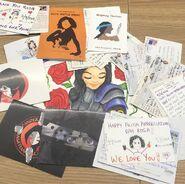 AlitaDay postcards 01