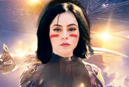 The Queen Rosa-Alita