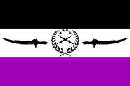 Flag of the URM