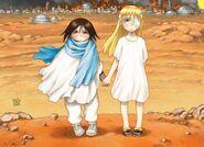 Yoko and erica