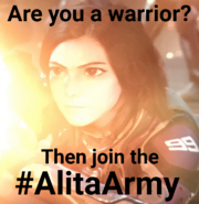 Alita Army ad 00