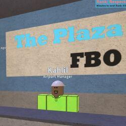 The Plaza FBO