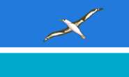 Flag of the Midway Islands (local)