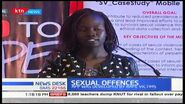 Rape victims launch sexual violence App, to be used in reporting sexual offences