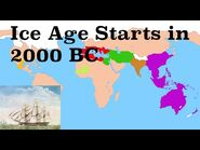 What if the Next Ice Age Started on Time?
