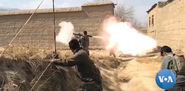 Afghan National Army in combat during 2021 offensive 1