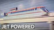 The Problem With Fast Trains What Happened to Hovertrains?