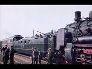 Hermann Göring's Special Train - Exclusive New Footage