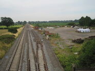 Spetchley railway station (site), Worcestershire - geograph-4066703-by-Nigel-Thompson