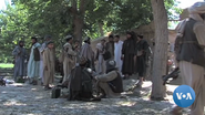 Taliban fighters during 2021 offensive