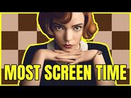 THE QUEENS GAMBIT Characters with more screen time