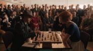 Elizabeth Harmon vs Benny Watts