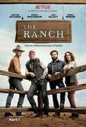 The Ranch Season 1 Poster