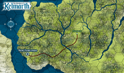 Shinrin and surrounding area map-compass-1600.png