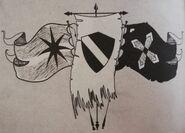 Flags of Piedmont, Nortan Silver Secession & Lakelands